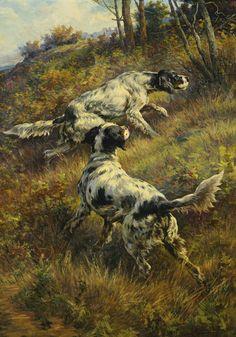The Hillside by Edmund Henry Osthaus (1858-1928)