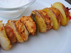 Food 52, Fajitas, Skewers, Ratatouille, Enchiladas, Baked Potato, French Toast, Chicken Recipes, Grilling