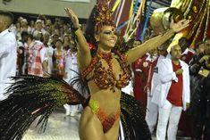 Viviane Araújo - Salgueiro | Conheça as musas do Carnaval 2016 do Rio de Janeiro