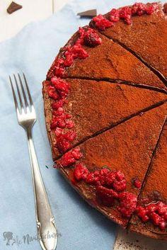 Koláč bez múky a cukru Paleo, Healthy Eating, Cheesecake, Baking, Tableware, Desserts, Recipes, Food, Fitness