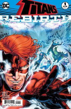Preview: TITANS REBIRTH #1 - Comic Vine