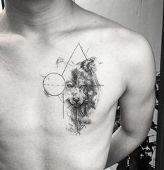 61 Best Stylish, Beautiful and Unique Tattoos for Men unique tattoos for men; unique tattoos for couples; unique tattoos for my son; unique tattoos for lost loved ones; unique tattoos for parents; unique tattoos for best friends Hand Tattoos, Est Tattoos, Tattoo L, Wolf Tattoo Sleeve, Back Tattoo, Body Art Tattoos, Sleeve Tattoos, Unique Tattoos For Men, Wrist Tattoos For Guys
