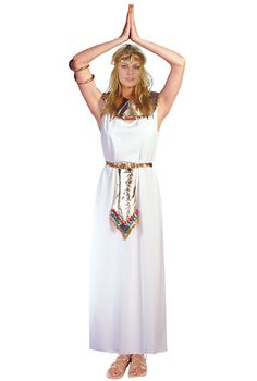 Classic Cleopatra Adult Costume for Halloween - Pure Costumes