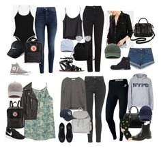 """""""5SOS Styles: Caps from US Stores"""" by fivesecondsofinspiration ❤ liked on Polyvore featuring Zara, NIKE, H&M, BDG, Timberland, Merona, Fjällräven, Topshop, American Needle and MANGO"""