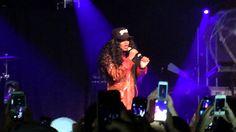 "Teyana Taylor ""Marvin's Room"" in Seattle Testimony Tour"