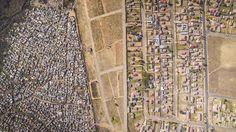 Aerial Views of Apartheid: Drone Photos Show Rich vs Poor Divides