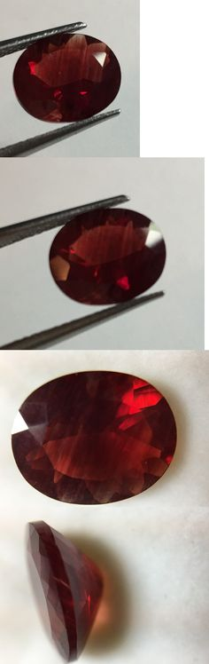 Labradorite 164393: 3.00 Ct Red Andesine-Labradorite Oval-Cut 11Mmx9mm Gemstone Ruby-Like #5 -> BUY IT NOW ONLY: $85 on eBay!