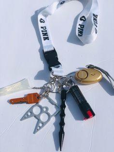 Self Defense Keychain, Cute Acrylic Nails, Instagram