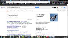 Err.thanks google? [xpost astronomy]