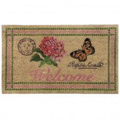 Botanical Non-slip Doormat | £19.95 DotComGiftShop