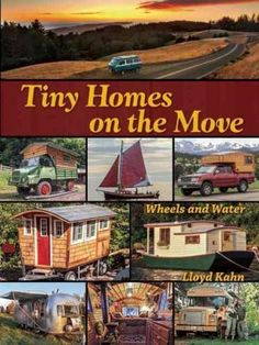 Tiny Homes on the Move follows in the footsteps of Lloyd Kahn's previous Book, Tiny Homes. This book, however, focuses on dwellings which are both small and mobile, either via wheels or water. The str
