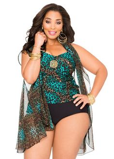 5f3d2359e5c27 Cheetah Print Cover Up Cheetah Print Cover Up Swimsuits For Curves