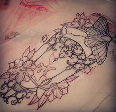 Legend of Tattoos, Ocarina of Ink : Photo Life Tattoos, New Tattoos, Print Tattoos, Cool Tattoos, Tattoo Sketches, Tattoo Drawings, Backpiece Tattoo, Bohemian Tattoo, Lantern Tattoo