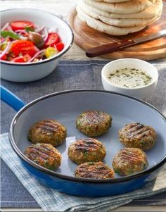 lentil kebab vegan - photo by Anatoly Michaello food styling and recipe Anat Lobel Vegan Indian Recipes, Vegan Dessert Recipes, Raw Food Recipes, Cooking Recipes, Healthy Recipes, Vegan Veggie Burger, Veggie Burgers, Vegan Main Course, Vegetarian Entrees