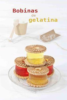 """Encuentra hermosas recetas de gelatinas como esta en el libro """"Gelatinas y Gominolas"""" #gelatina #receta #jelly #gelatin #recipe @CarmenMarsalFoto"""