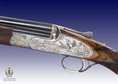 Shotguns details and photo - Luciano Bosis Paddle Holster, Firearms, Shotguns, Gun Rooms, Custom Guns, Hunting Guns, Hand Guns, Really Cool Stuff, Sword