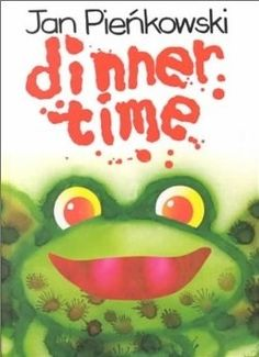Dinner time | 21 Books That Terrified You As A Kid