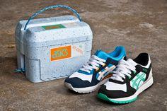 ASICS GT-COOL (BLACK/MINT) | Sneaker Freaker