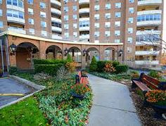 One Grosvenor Gate - What do ya' get when you mix an expiring generation and rent controlled living? Really high end inexpensive cool apartments! High Rise Apartments, Cool Apartments, Tens Place, London Apartment, Old World Charm, Property Management, Garden Landscaping, Ontario, Gate