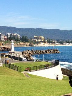 Wollongong harbour; what a cracker of a morning.