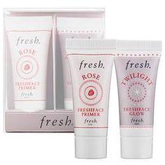 Fresh Prime and Skin Glow