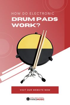 How Do Electronic Drum Pads Work? Roland electronic drums, electronic drum set, electronic drum kit, electronic drum pad, electronic drums room, Yamaha electronic drums, electronic drum set room, electronic drum studio, best electronic drums, electronic drum stand, electronic drum kit room, electronic drum setup, electronic drum at home, electronic drum bag, electronic drum storage. #electronicdrumset #electronicdrumkit #bestelectronicdrums #electronicdrumsetup Yamaha Electronic Drums, Electronic Drum Pad, Drum Sheet Music, Drums Sheet, Learn Drums, How To Play Drums, Homemade Drum, Drums For Kids