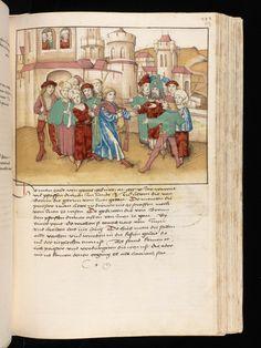 Bern, Burgerbibliothek, Mss.h.h.I.16, f. 539 – Diebold Schilling, Spiezer Chronik