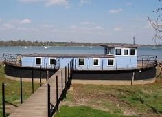 The Yare Houseboat  - Pinmill,  Suffolk