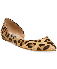 leopard flats are always a win
