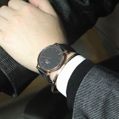 #blogged The Classic Black collection from @danielwellington get 15% with promo code: #DWforeveryone