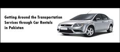 Through rent a car Pakistan services, you can get around your transportation issues for no trouble at all.