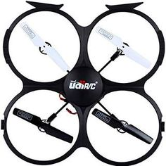 IUModel 2.4GHz 4 CH 6 Axis Gyro UDI U818A RC Quadcopter with Camera RTF Mode 2.