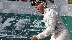 Lewis Hamilton wins Formula One opener in Australia Photo 3