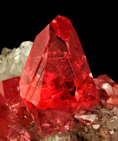 Rhodochrosite - Peru / Mineral Friends <3