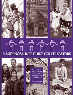education resources free from the National Museum of the American Indian - lesson plans, video clips, links, etc. Native American Wisdom, Native American History, American Indians, American History Lessons, Us History, 8th Grade History, 4th Grade Ela, Thematic Units, Teaching Activities