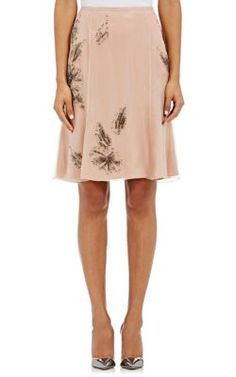 PHILOSOPHY DI LORENZO SERAFINI Embellished Organza Skirt. #philosophydilorenzoserafini #cloth #skirt