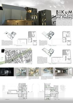 architectural presentation layout - Google Search