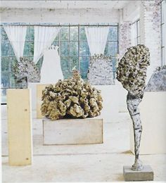 Sculpture by Alessandro Twombly-son of Cy Twombly Desert Days, Cy Twombly, Mixed Media, Abstract Art, Candle Holders, Candles, Sculpture, Artist, Artists
