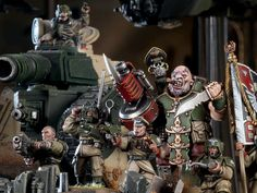 501st Legion, Warhammer 40k Miniatures, Samurai, Art, Art Background, Kunst, Performing Arts, Samurai Warrior, Art Education Resources