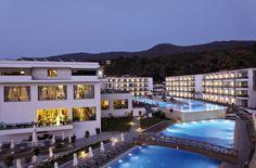 Pool im 5* Hotel Thor Luxury Hotel & Villas