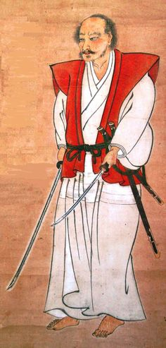 Miyamoto Musashi was Japan's Greatest Swordsman and Samurai. He created a style of kenjutsu that uses two swords simultanously and won 60 duels to the death. Asian History, Art History, Katana, Japanese Culture, Japanese Art, Japanese Things, Miyamoto Musashi, Warrior Spirit, Warrior Quotes