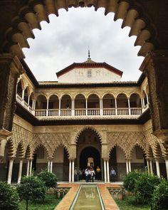 Seville, Spain photo courtesy alexikonn