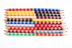 Vintage Dual Kolor Double-Sided Colored Pencils - Remember these? I had a set.