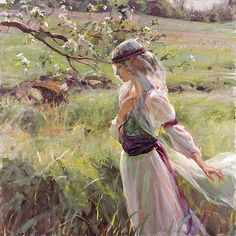 Daniel F. Gerhartz - American painter