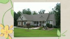 For more information on this home for sale in Farmville VA, call 434-392-6163 or visit www.VaStateWideRealty.com to view MLS# 33307  Welcome to Lakasie Springs. This 3986 sq ft lake front home was built in 2005. It features a  dock, 2 gas fireplaces, beautiful wood floors, 2 Master suites, Neptune washer/dryer and much more.