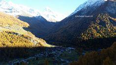 Evolène #suisse #paysage #evolene