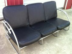 Vintage Mid Century Modern Sofa and Chair | eBay