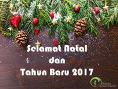 Akasia Outbond Organizer: Selamat Natal dan Tahun baru 2017