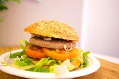 Veg Burger | A modo Bio