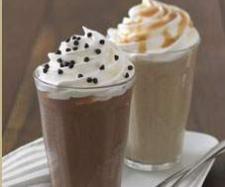 Frappe Chocolate o Mocca | Recetario Thermomix® - Vorwerk España